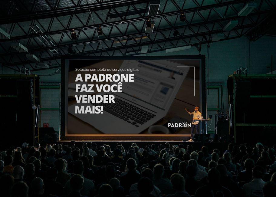 Design de apresentação de empresa designer gráfico portfolio layout design empresa