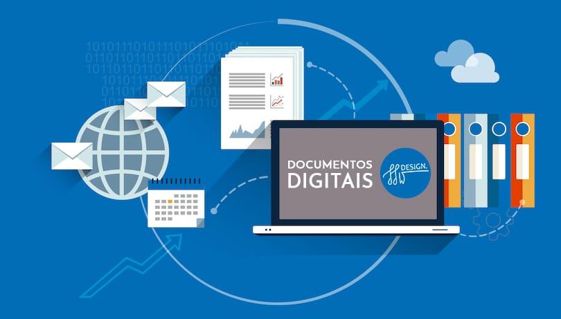Design de documentos e propostas comerciais